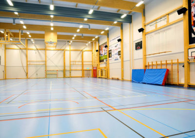 Sporthall iCity Gross Arena